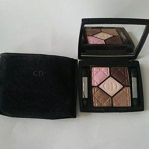 Christian Dior eyeshadow palette rosy tan 754